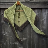 organic wool knit shawl local sustainable ethical fashion accessories